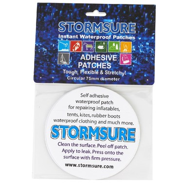 SST-TP2R Stormsure Tuff-Patch (Round)