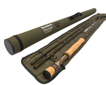 Diamond 2 Fly Rods