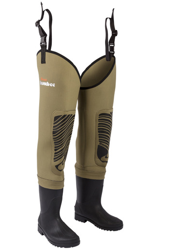 12302.01 4mm Neoprene Thigh Waders