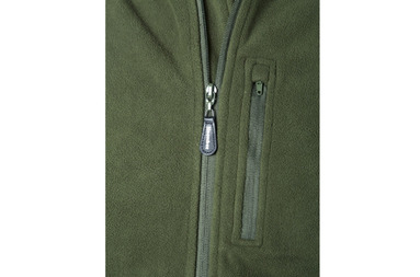 11921 'Breeze-Bloc' Fleece Jacket Zip & Pocket