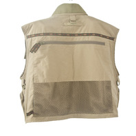 11619 Geo Fly Vest rear view