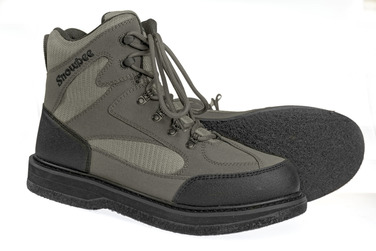 13090-03 River-Trek Wading Boots with felt sole option