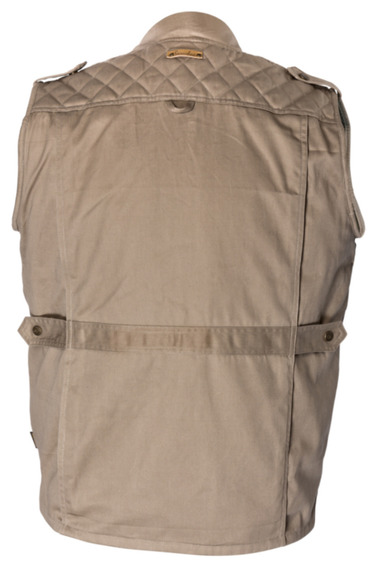 11620 Travel Vest Rear View