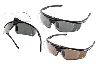 18024 Sports Magnifier Sunglasses