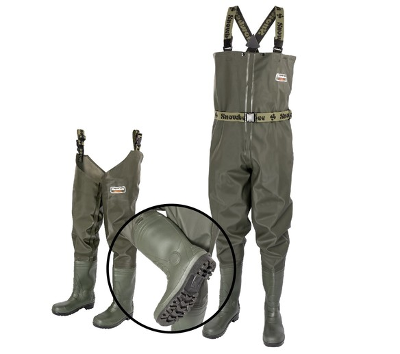 Granite PVC Waders