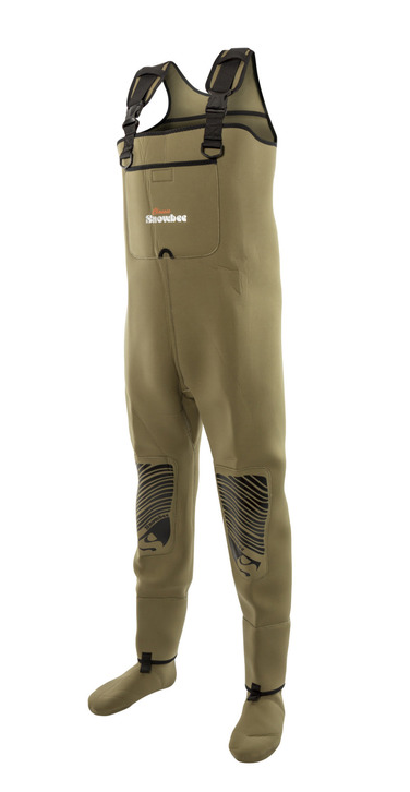 12091 4mm Neoprene Stockingfoot Chest Waders