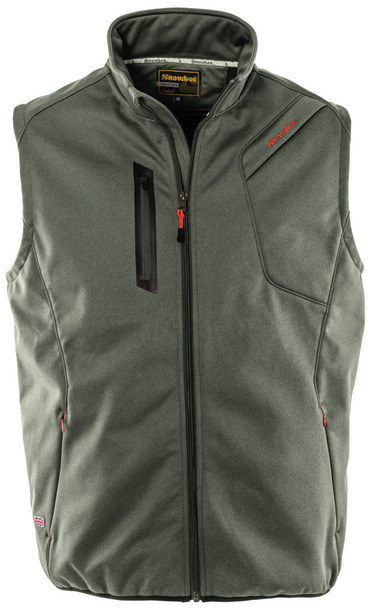 11938 'Breeze-Bloc' Soft Shell Gilet