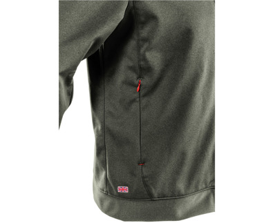 Concealed side handwarmer pockets on both the Jacket and Gilet