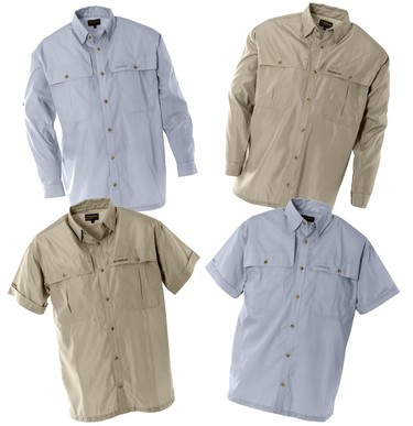 Snowbee 'Solaris' Fishing Shirts