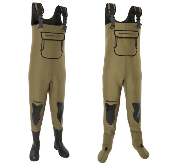 SFT Neoprene Waders