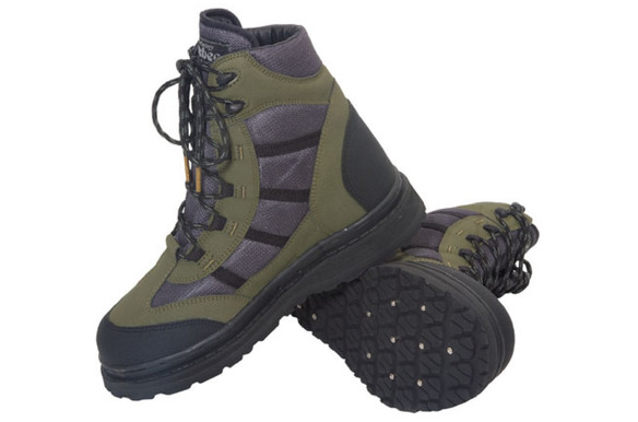 13076-06 XS-PRO Wading Boots - Screw Studded Cleated Sole