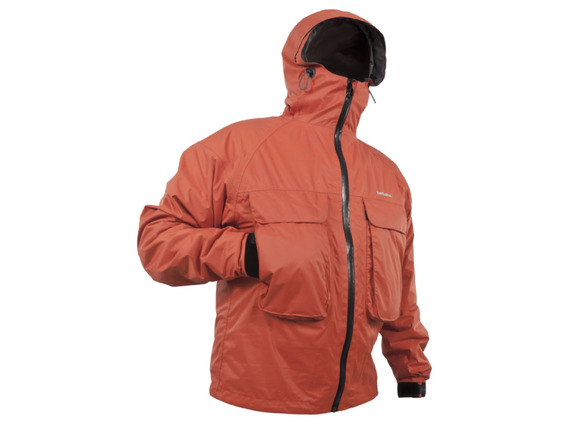 11186-O Mini-Lite Wading Jacket - Burnt Orange