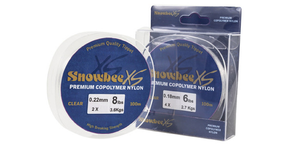 Snowbee XS Copolymer Nylon-Clear