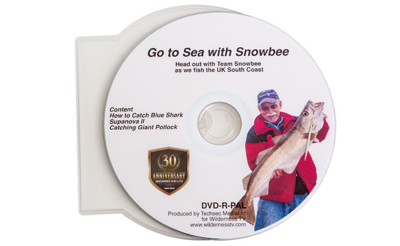 DVD-S Sea Fishing