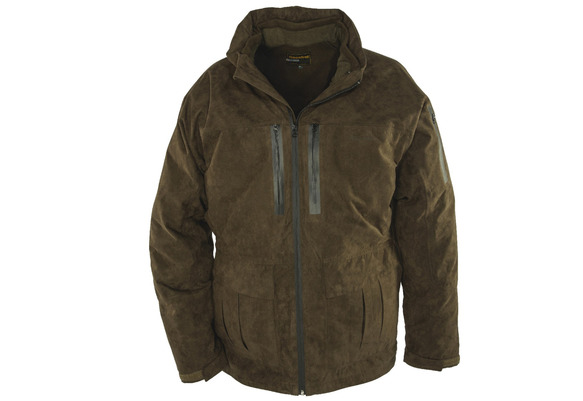 11924 ¾ Length Fishing Jacket & zip-out Fleece