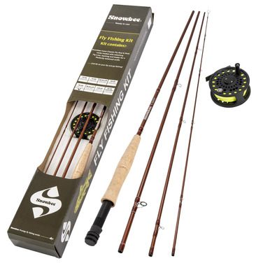 Classic Fly Fishing Kit 4-pce