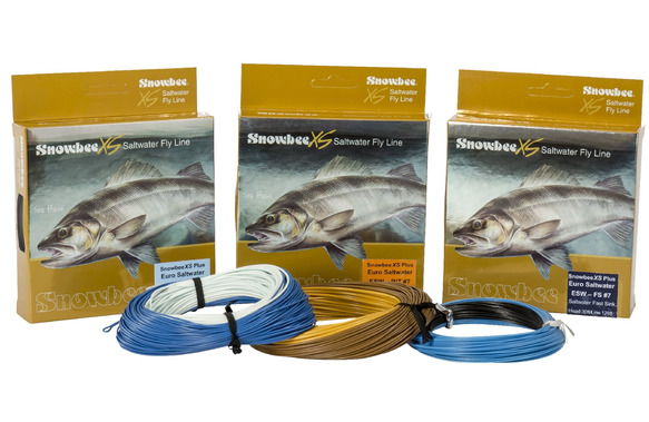 ESW Snowbee XS Euro Saltwater Fly Lines