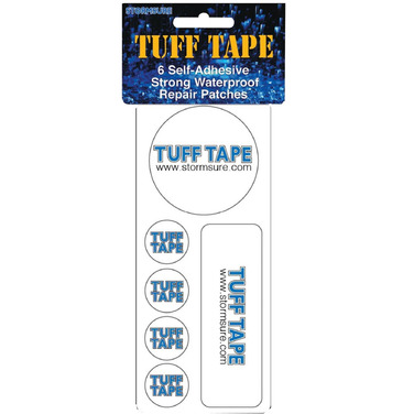 SST-TT6 Stormsure Tuff-Tape Kit - 6 patches