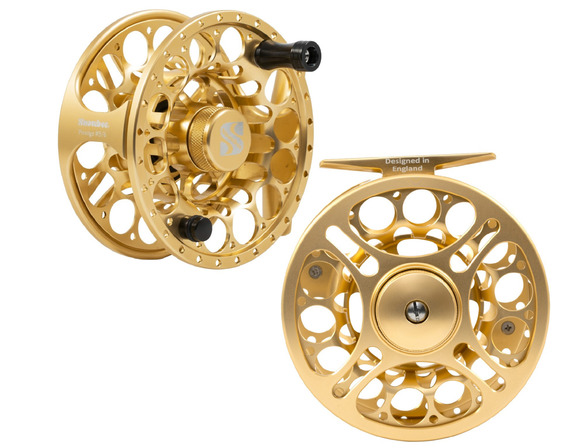 10553 Prestige Gold Fly Reel #5/6