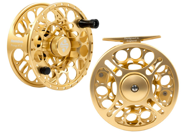 10554 Prestige Gold Fly Reel #7/8