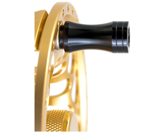 10552-4 Prestige Gold Reel - Machined Handle