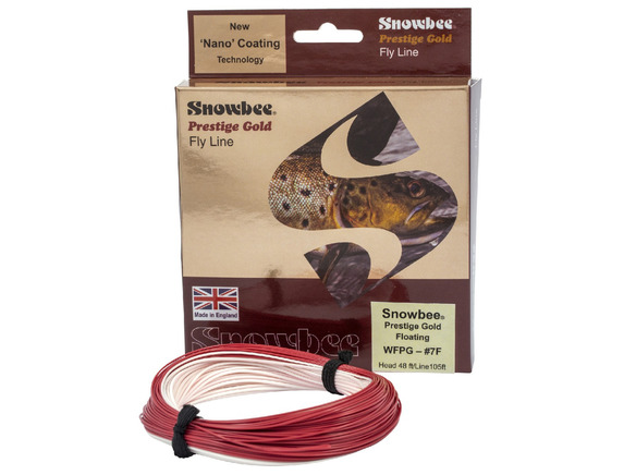 SNOWBEE XS PRESTIGE WEIGHT FORWARD WF 4 5 6 7 8 9 FLY LINE