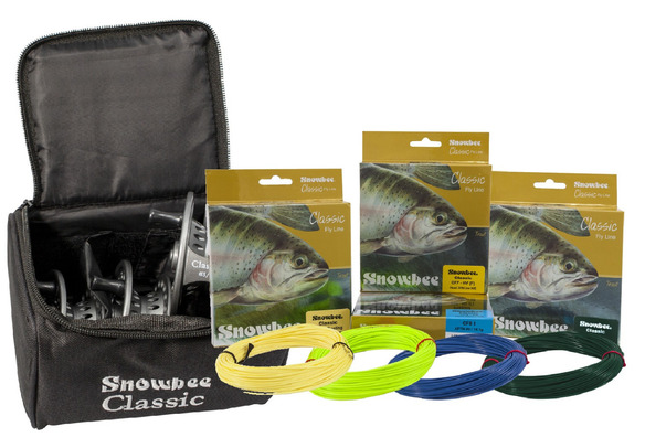 Classic2 Fly Reel/Spool/Fly Line Combi Kits